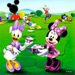 kép nagyítása Mikiegér 2 x 25 és 2 x 36 darabos puzzle