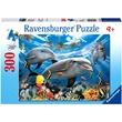 kép nagyítása Delfinek 300 darabos XXL puzzle