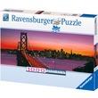kép nagyítása Golden Gate-híd 1000 darabos panoráma puzzle