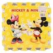 kép nagyítása Mikiegér 9 darabos szőnyeg puzzle