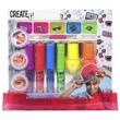 kép nagyítása Create it! Neon smink szett 7 db /csomag