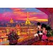 kép nagyítása Puzzle 1000 db - Naplemente Párizsban