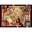 kép nagyítása Puzzle 1000 db - Játékgyűjtemény