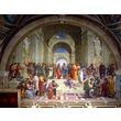 kép nagyítása Raffaello: Athéni iskola 2000 darabos puzzle