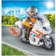 kép nagyítása Playmobil Mentőorvos motorkerékpárral 70051