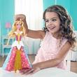 kép nagyítása Disney hercegnők Csipkerózsika baba mágikus ruhában - 30 cm