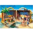 kép nagyítása Playmobil Hordozható kalózsziget 70150
