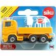kép nagyítása Siku: teherautó közúti táblákkal 1:55