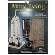 kép nagyítása Metal Earth Empire State Building modell