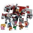 kép nagyítása LEGO® Minecraft™ A Vöröskő csata 21163