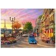 kép nagyítása Párizsi este 500 darabos puzzle
