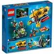 kép nagyítása LEGO® City Oceans Óceáni kutató tengeralattjáró 60264