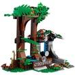 kép nagyítása LEGO® Jurassic World Carnotaurus menekülés 75929