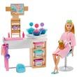 kép nagyítása Barbie feltöltődés - Szépségszalon játékszett