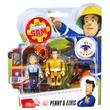 kép nagyítása Sam a tűzoltó figura 2 darabos készlet - többféle