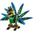 kép nagyítása LEGO Creator Őserdei állatok 31031