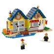 kép nagyítása LEGO Creator Tengerparti házikó 31035