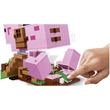 kép nagyítása LEGO Minecraft 21170 A malac háza