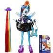 kép nagyítása Én kicsi pónim: Equestria Girls Rainbow Rocks Hairstyling póni - többféle
