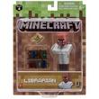kép nagyítása Minecraft falusi könyvtáros figura - 8 cm