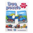 kép nagyítása Duo puzzle