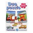 kép nagyítása Duo 8 x 2 darabos puzzle - többféle