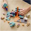 kép nagyítása LEGO Minecraft 21168 A Mocsaras erdő