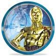 kép nagyítása Star Wars: gumilabda - 23 cm, többféle