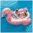 kép nagyítása Intex 57267 Flamingó party sziget 422x373x185 cm