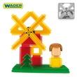 kép nagyítása Wader tüskés műanyag építőjáték - többféle