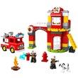 kép nagyítása LEGO® DUPLO Tűzoltóállomás 10903