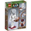 kép nagyítása LEGO® Minecraft BigFig Csontváz magmával 21150