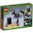 kép nagyítása LEGO® Minecraft A vég csata 21151