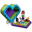kép nagyítása LEGO® Friends Mia szív alakú doboza 41358