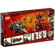 kép nagyítása LEGO® Ninjago Cole földfúrója 70669