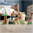 kép nagyítása LEGO DUPLO Jurassic World 10939 T. rex és Triceratops dinoszaurusz szöké