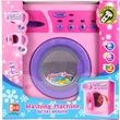kép nagyítása Elöltöltős mosógép - rózsaszín