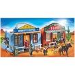 kép nagyítása Playmobil Hordozható western város 70012