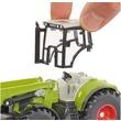 kép nagyítása Traktor emelővel és trélerrel