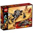 kép nagyítása LEGO® Ninjago Cole cross motorja 70672