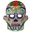kép nagyítása Csillogó koponya maszk - többféle