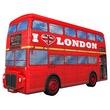 kép nagyítása London busz 216 darabos 3D puzzle