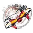 kép nagyítása Carrera RC Quadrocopter Video One