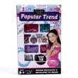 kép nagyítása Popular Trend karkötő készítő készlet - többféle