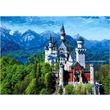 kép nagyítása Neuschwanstein-i kastély 1000 darabos puzzle