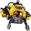 kép nagyítása LEGO City Mélytengeri helikopter 60093