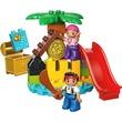 kép nagyítása LEGO Duplo Jake és Never Land kalózainak kincses szigete 10604