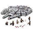 kép nagyítása LEGO Star Wars Millenium Falcon 75105