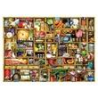 kép nagyítása Puzzle 1000 db - A kíváncsi szekrény 19107