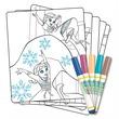 kép nagyítása Crayola: Jégvarázs maszatmentes kifestő
